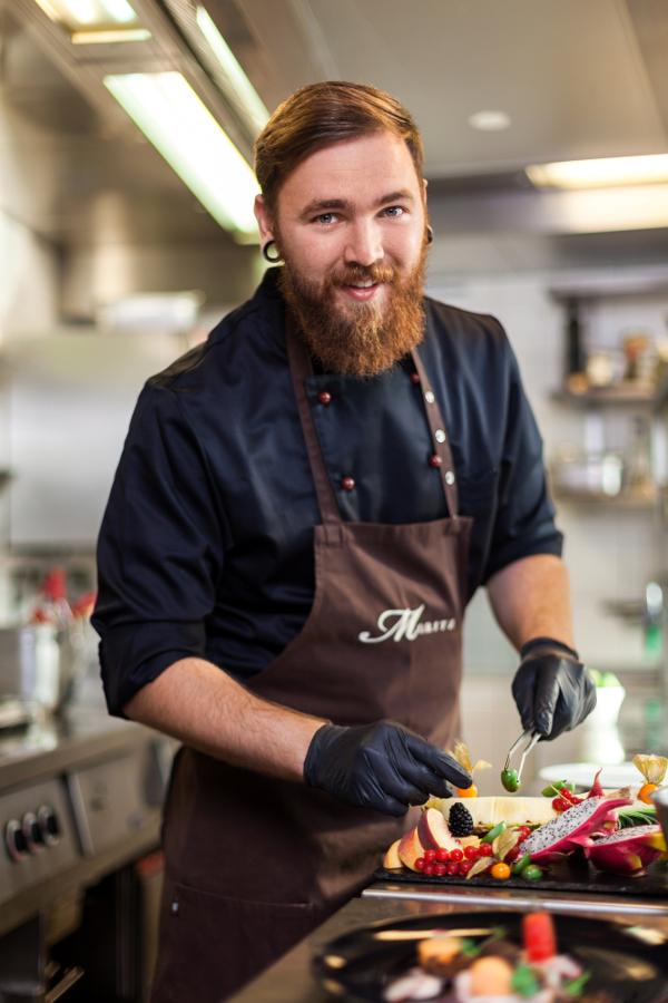 Küchenchef De ~ unser küchenchef roger alliger mag u2019s u201ecross u201c